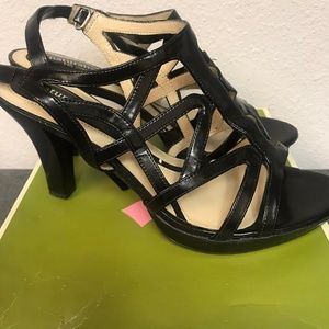 058069bf2c44 Naturalizer Shoes - Naturalizer Danya Dress Sandals WIDE